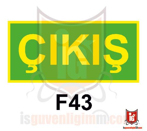 f43_cikis
