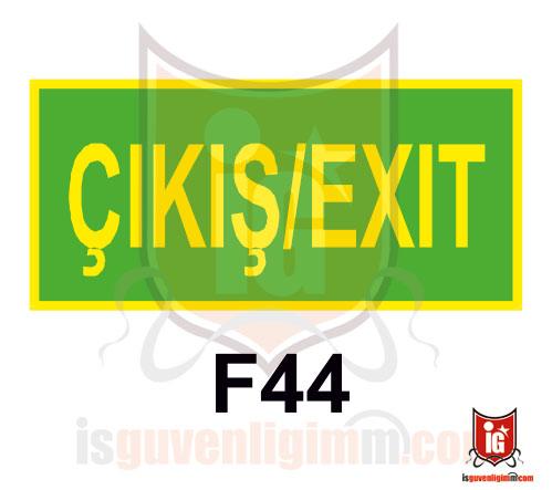 f44_cikis_exit