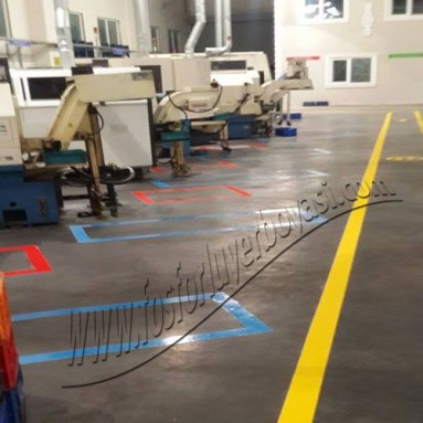 otomat fabrikası makine önü red ve onay kutuları