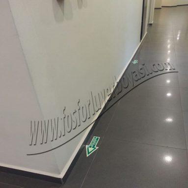 ofis ve işletme içlerinde fosforlu ok çalışması