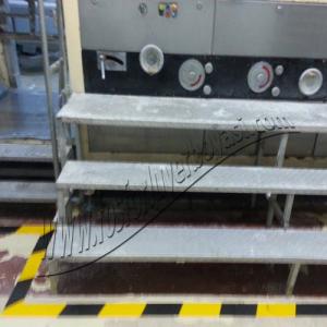 fabrika içi yer boyası makina parkuru yer boyası