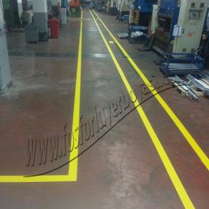 fosforlu yer boyası çizgi sarı yol çizgisi makasan