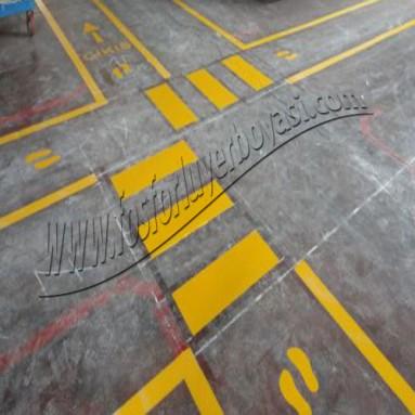 fabrika yer boyası uygulama örnekleri