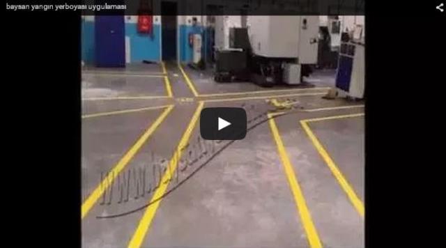 yer boyası uygulaması nasıl yapılır ,videolu anlatım