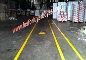 fabrika sarı yer boyası