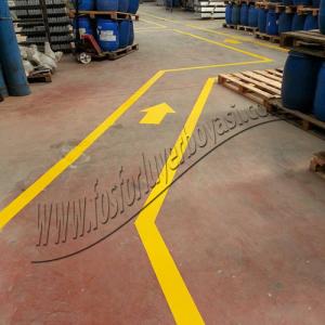 iş güvenliği yaya yolları standart ölçüleri ve nedir